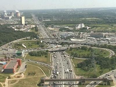 Полная реконструкция Калужского шоссе завершится в 2017 году