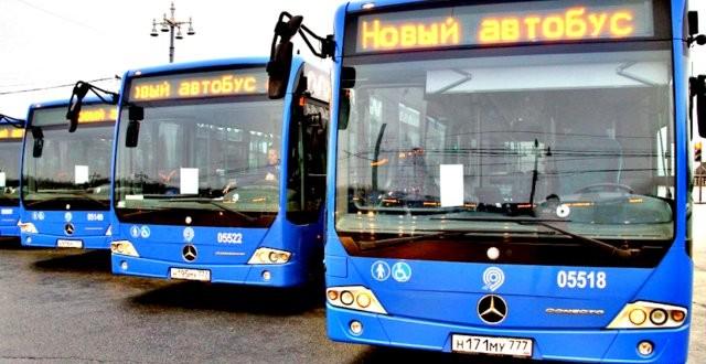 Расписание автобусов в Новой Москве