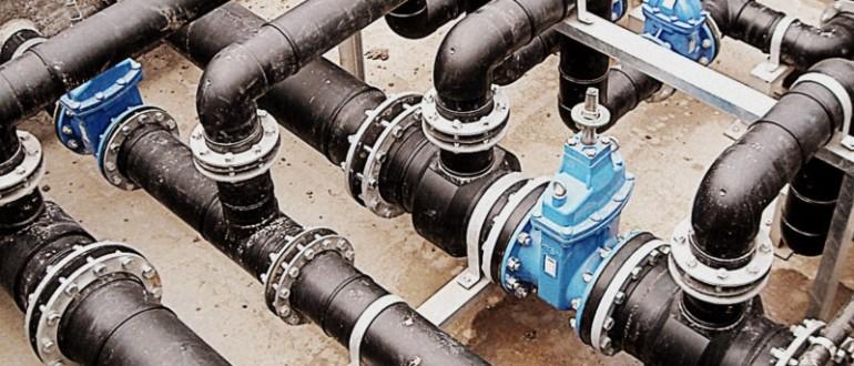 центральный водопровод в новой москве